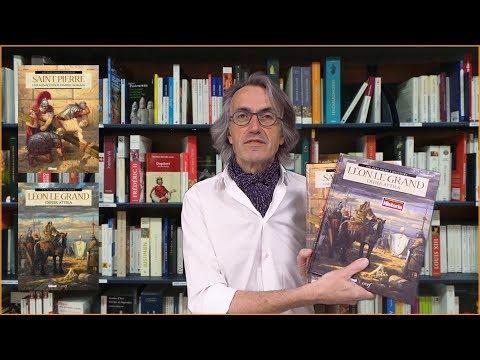 Vidéo de Bernard Lecomte