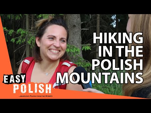 What you should know about hiking in the Polish mountains | Easy Polish 118 photo