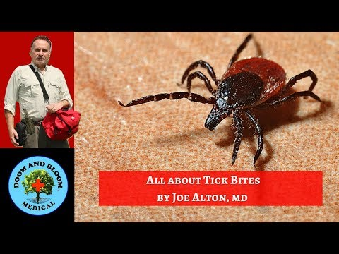 Tick Bites: Prevention, Protection, Removal and Symptoms