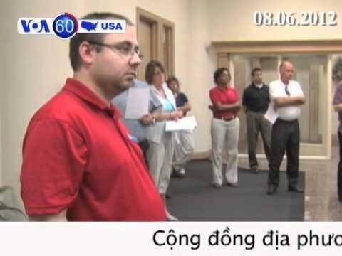 VOA60 Hoa Kỳ 08/06/2012