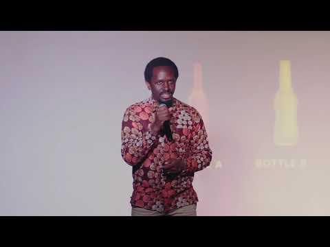 Negative and Positive Masculinity  | Dayan Masinde | TEDxStateHouseRoad