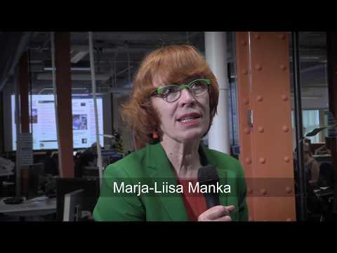 Alma Talent Pro palkitsi 12.10.2017 tekijöitään seitsemässä eri kategoriassa. Vuoden somettaja -palkinnon sai työhyvinvoinnin asiantuntija Marja-Liisa Manka.