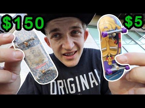 $5 Tech Deck VS $150 fingerboard - UCchPc9zTS7YO93AMEBpw6UQ