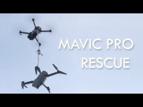 Mavic Pro Rescues Mavic Pro in 50ft Tree! - UChfExWmqUEKKwqTe9v7S88g
