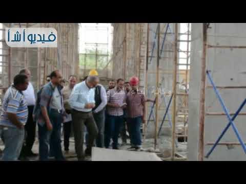 بالفيديو: محافظ القليوبية يتفقد مشروعات الطرق والكبارى بالمحافظة