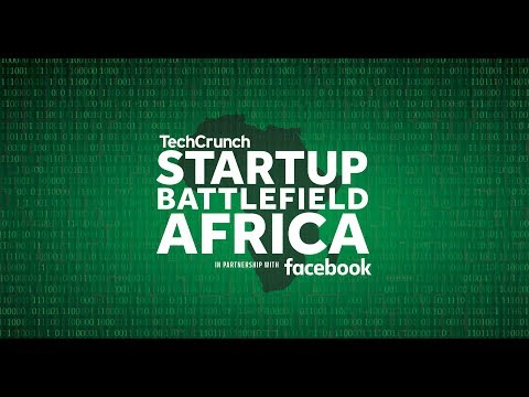 Startup Battlefield Africa 2017