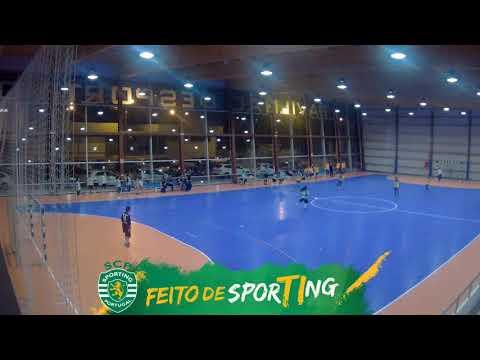 17/18 Resumo/Golos 1ª Fase Jornada 6 - Campeonato Nacional Feminino - Golpilheira 1 x 3 Sporting CP