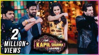 Kapil Sharma Makes FUN Of Prabhas | Shraddha Kapoor, Neil Nitin Mukesh | Saaho