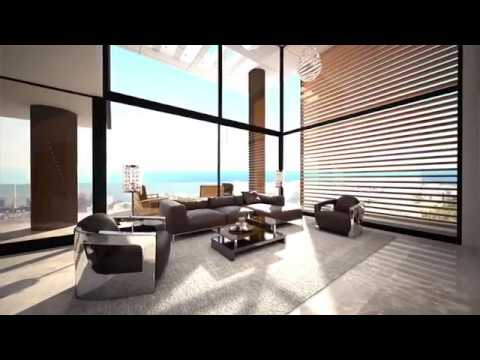 Apartments for sale in Kyrenia, North Cyprus