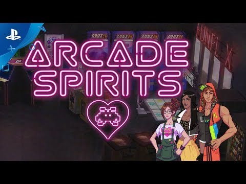 Arcade Spirits - Announcement Trailer | PS4