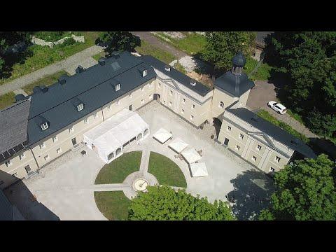 Pałac Donnersmarcków (Mieroszewskich) w Siemianowicach Śląskich - Górny Śląsk