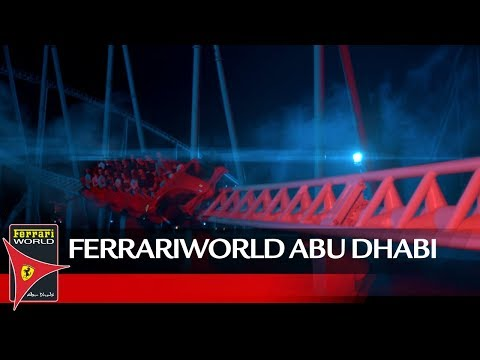 FerrariWorld Abu Dhabi