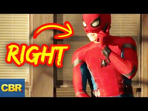 10 Things Spider-Man Homecoming ALREADY Got Right About Peter Parker - UCuCk_7b2_4uSr6y5hFmjuMQ