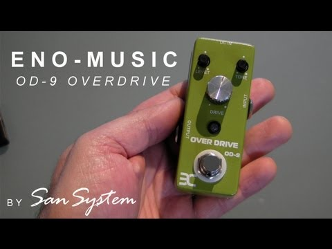 Guitar Effects - ENO MUSIC OD-9 Overdrive