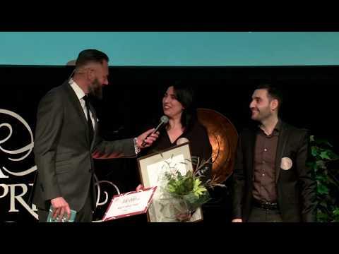 Karwan Faraj och Rosa Fernandez är Årets Berättare – Stora Journalistpriset 2019
