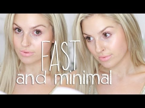 Fast & Minimal Makeup ♡ My Spring Go-To Look! Shaaanxo - UCMpOz2KEfkSdd5JeIJh_fxw