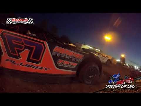 #F7 Dillon Flurry - 602 Sportsman - Magnolia Motor Speedway 5-30-21 - dirt track racing video image