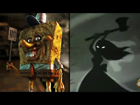 Top 15 Incredibly Creepy Moments in Kids Cartoons - default