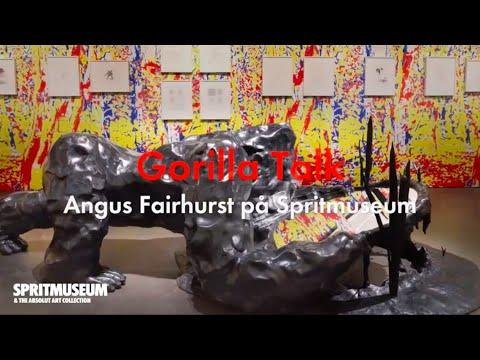 Gorilla Talk med Mia Sundberg & Jonas Wahlström