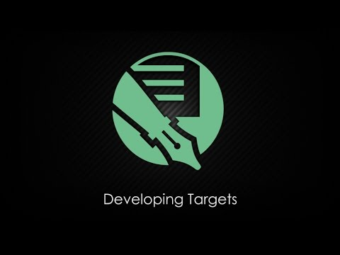 Developing Targets in Doc-To-Help 4