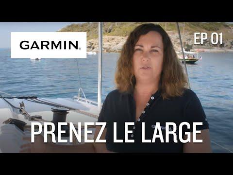 Prenez le large avec Garmin – Installation type voilier / catamaran