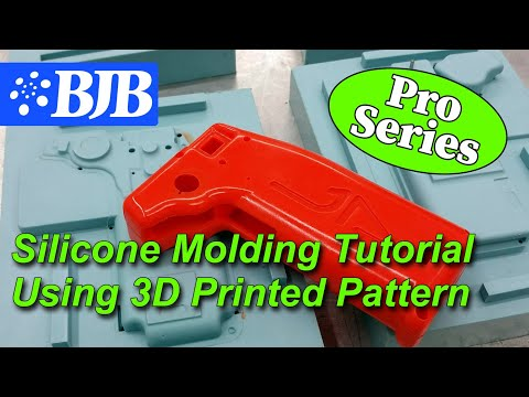 Great Mold Tutorial:  Formlabs Form2 Pattern for Silicone Molds