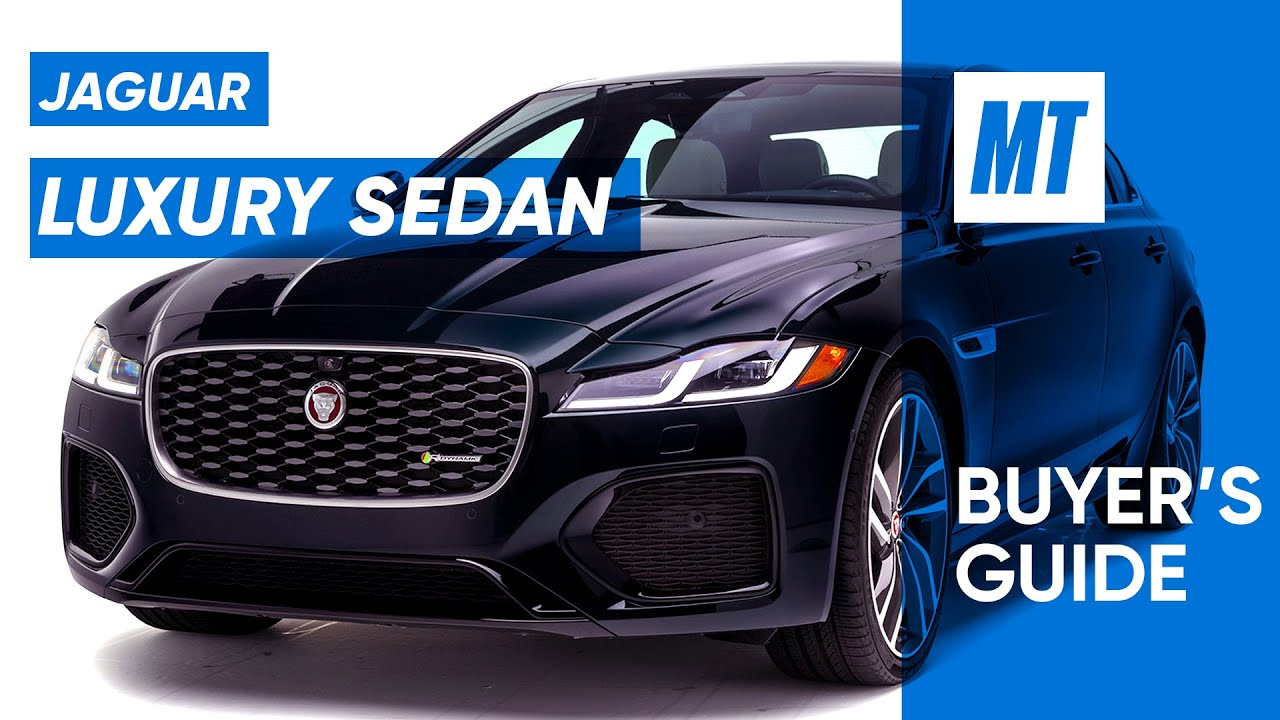 2021 Jaguar XF REVIEW | Buyer's Guide | MotorTrend