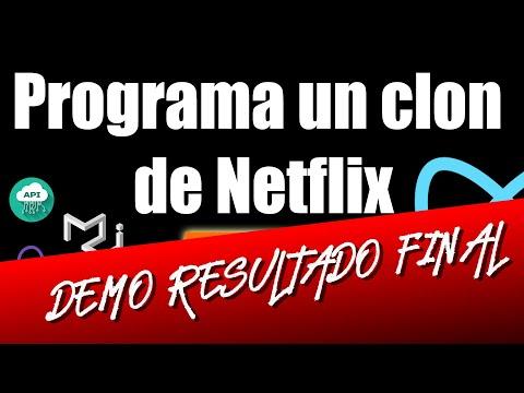 [DEMO] Crea un clon de Netflix con REACTjs, Redux y Material UI ⚛️ -