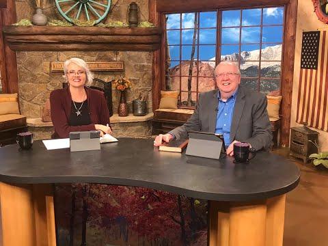 Charis Daily Live Bible Study: Greg Mohr - November 5, 2020