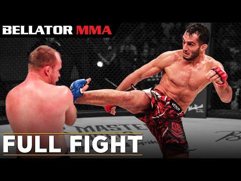 Full Fight | Gegard Mousasi vs. Alexander Shlemenko | Bellator 185