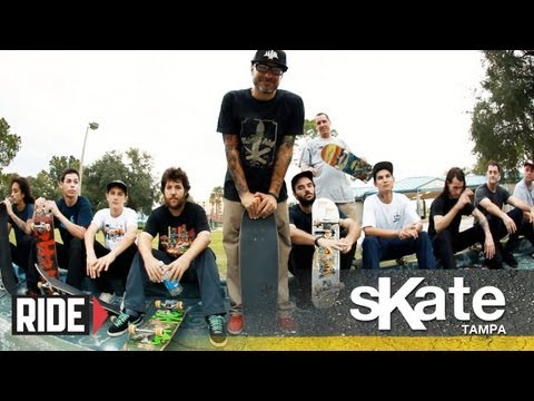SKATE Tampa with Ryan Clements and The SPoT Crew - UCX9_Ks1MXuwXCmtt0fOFsxA