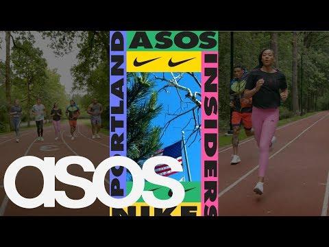 asos.com & Asos Voucher Code video: ASOS Insiders take Nike HQ in Portland | Episode 2