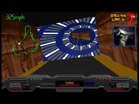 Slipstream 5000 (The Software Refinery) (MS-DOS) [1995] [PC Longplay]