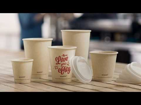 Love Your City With Compostable Sweet Coffee Cups