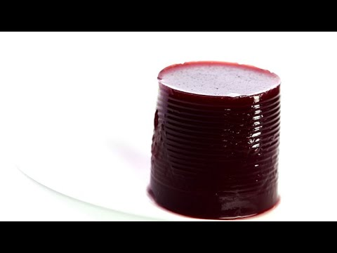 Canned Cranberry Sauce: A Thanksgiving Love Story
