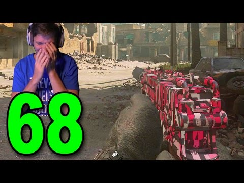 Modern Warfare Remastered GameBattles - Part 68 - THE SKORPION CURSE