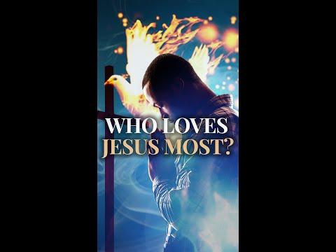 The Key to Truly Loving Jesus #Shorts