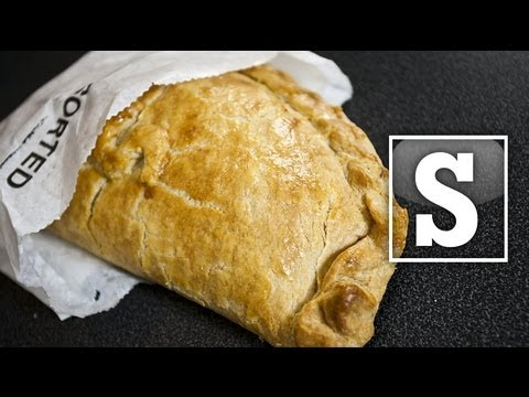 CORNISH PASTY RECIPE - SORTED