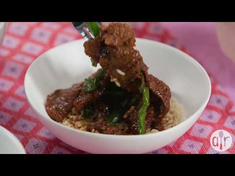 How to Make Mongolian Beef and Spring Onions | Dinner Recipes | Allrecipes.com
