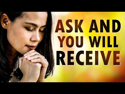 ASK and You Will RECEIVE - Morning Prayer
