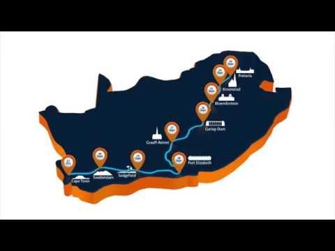 Sasol Solar Challenge 2016| Stage 5 Highlights