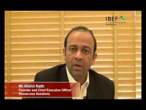 "Nikhil interviewed for ""Ordinary Indians, Extraordinary Enterprise"" by India Brand Equity Foundation"