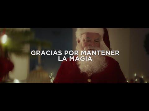 Vive la magia de la navidad y da #GraciasConColaCola