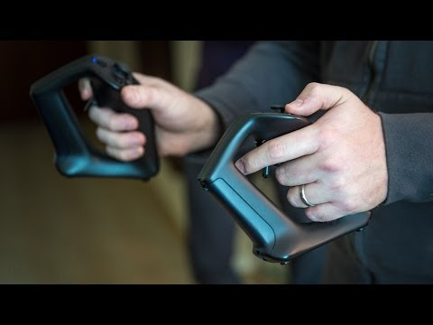 Hands-On with Sixense STEM VR Motion-Tracking System - UCiDJtJKMICpb9B1qf7qjEOA