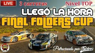 🔴 Directo de Gran Turismo Sport - GRAN FINAL FOLDERS CUP - Llegó la hora!!
