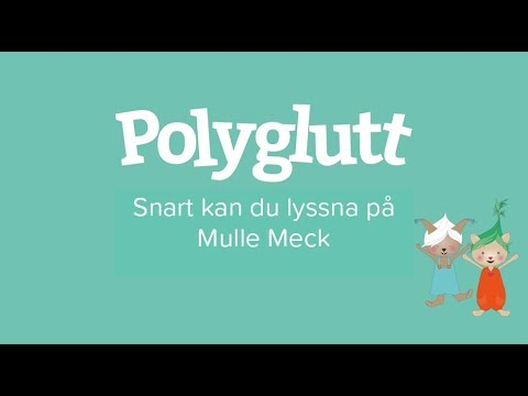 Mulle Meck i Polyglutt