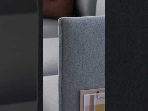 MATERIA - Alto sofa - Design: Mattias Stenberg