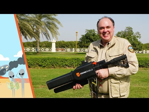 Hunting Drones in the United Arab Emirates - UC7he88s5y9vM3VlRriggs7A