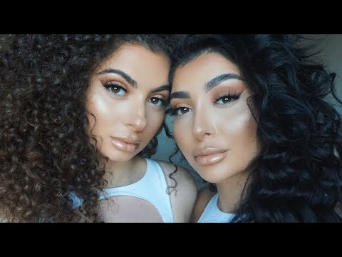 TRANSFORMING MY SISTER INTO ME! TWIN CHALLENGE! I Nina Vee