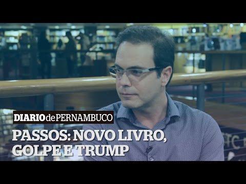 Uma conversa com o escritor José Luiz Passos